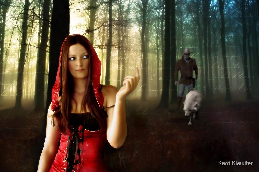 Lil Red Riding Hood by Karri Klawiter