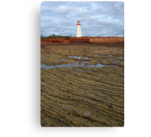Lighthouse, Prime Point Canvas Print