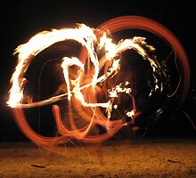 Fire Dance by Paul Doucette