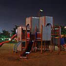 Night Playground by Joseph Najm