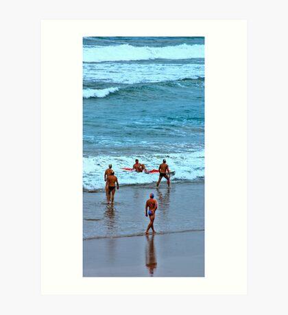 Fairhaven SLSC Surf Carnival (16) Art Print