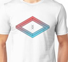 Impossible square Unisex T-Shirt