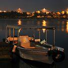 Relaxing Boat by Joseph Najm