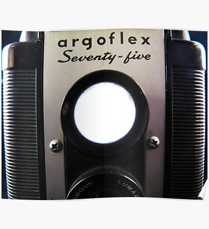 Argoflex Seventy Five Poster