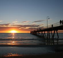 Glenelg, South Australia by ozthunder