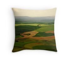 Play of the Light Throw Pillow