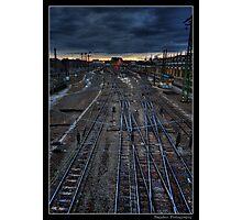 Stationary Gloom Photographic Print