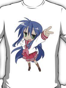 Konata Izumi Lucky Star T-Shirt