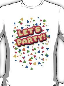 Five Nights at Freddy's Let's Party - Toy Chica T-Shirt