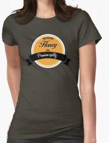 Good 'ol Butan Honey Oil Womens Fitted T-Shirt