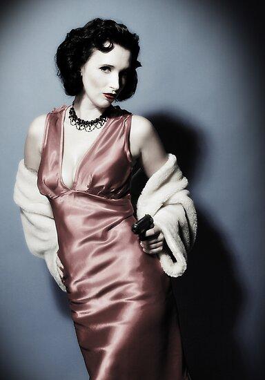 Femme Fatale by Samantha Doll