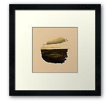 Eroded Composition | Seven Framed Print