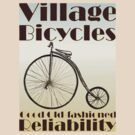 Village Bicycles by Jason Embery