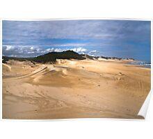 East Coast Dunes RSA Poster