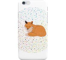 Fox Circle iPhone Case/Skin
