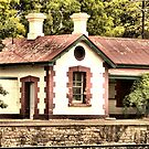 ~Nairne Railway Station~ by Debra LINKEVICS