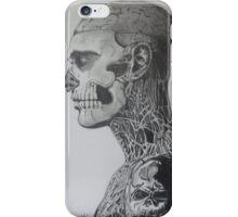 Zombie Man iPhone Case/Skin