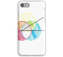 Euclidean Design - 30 Degrees iPhone Case/Skin