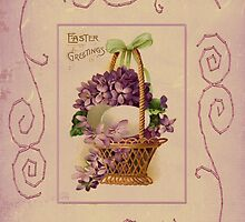 Card For Easter by Sandra Foster