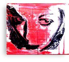Self Fragment Canvas Print