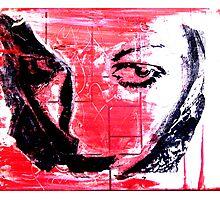 Self Fragment Photographic Print