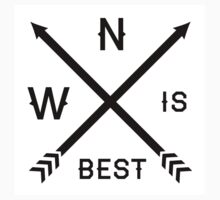 Northwest Is Best Sticker by fricative