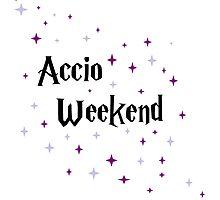 Accio Weekend - Purple  by Molly B.