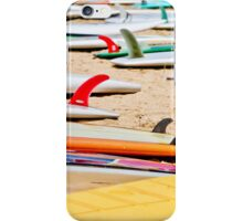 Butterfly SUP boards iPhone Case/Skin