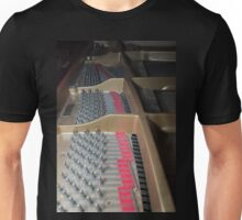 Strings and Dampers Unisex T-Shirt