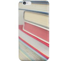 Something to read iPhone Case/Skin