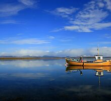 Flat Calm by GregBPhotos