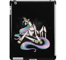 My Little Pony - MLP - FNAF - Princess Celestia Animatronic iPad Case/Skin