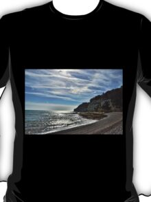 Cliffs at Beer Devon UK T-Shirt