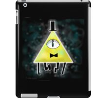 Bill Cypher Gravity Falls iPad Case/Skin