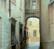 Mdina Steet 2 by BRIMMER
