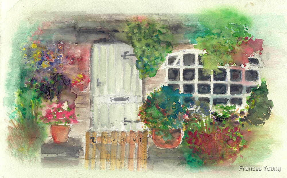 Welcome to My Abode by Frances Young