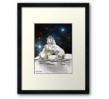 Fighting Polar Bears Justin Beck Picture 2015086 Framed Print