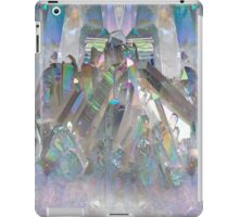 Rainbow Holographic  iPad Case/Skin