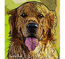 Golden-Retriever-Justin-Beck-Picture-2015093 Photographic Print