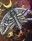 Nightflight by Lynnette Shelley
