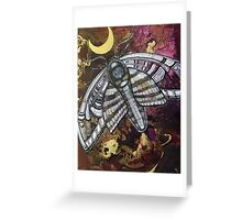 Nightflight Greeting Card