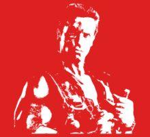 Arnold Schwarzenegger Commando No Text by marsta