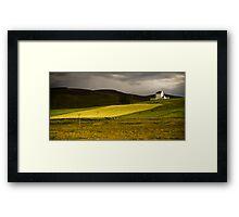 Corgarff Castle Framed Print