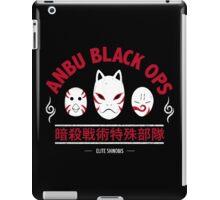 Elite Shinobis iPad Case/Skin