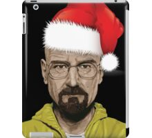 Have a (Walter) White Christmas iPad Case/Skin