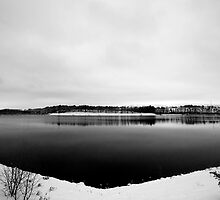 Cold Reflections by Chris Rollason