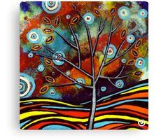 Autumn Tree Canvas Print