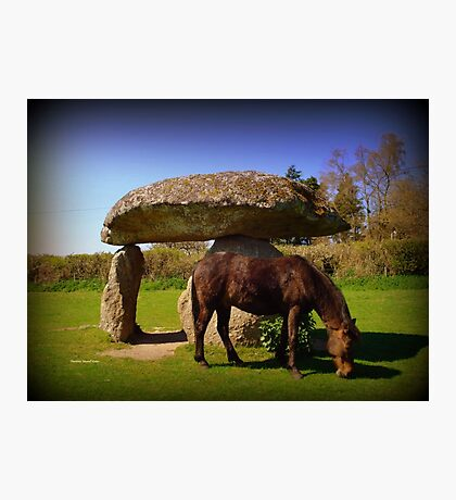 Spinster's Rock Photographic Print