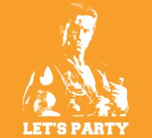 Schwarzenegger Commando Let's Party