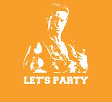 Schwarzenegger Commando Let's Party Unisex T-Shirt